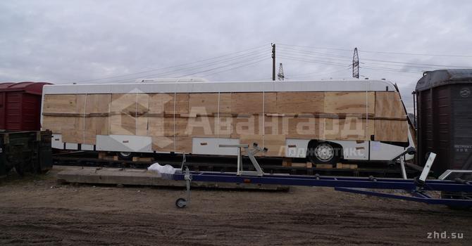 Перевозка автобуса COBUS 3000